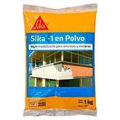 Impermeabilizante Sika 1 en Polvo 1 kg