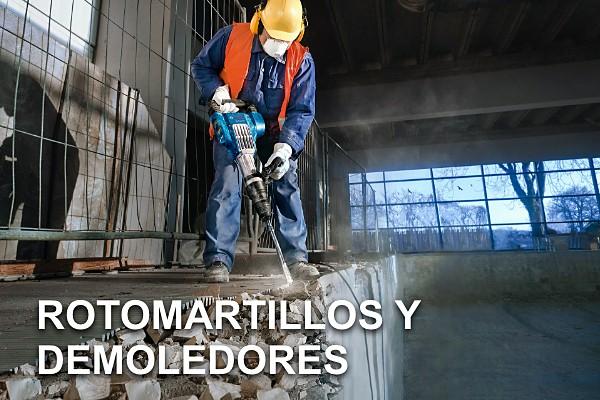 Rotomartillos y Demoledores