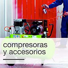 Compresoras y Accesorios