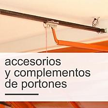 Accesorios y complementos de portones