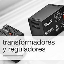 Transformadores y reguladores