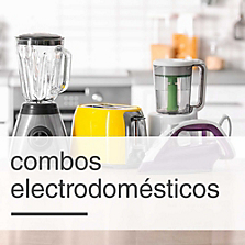 Combos Electrodomésticos