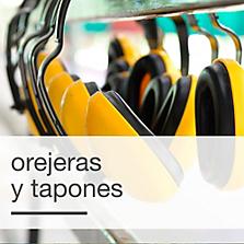 Orejeras y Tapones