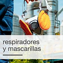 Respiradores y Mascarillas