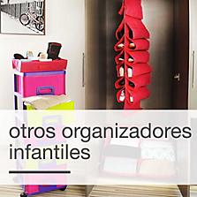 Otros organizadores infantiles