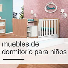 Muebles de Dormitorio para niños