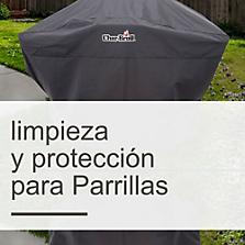 Limpieza y protección para Parrillas