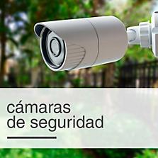 Cámaras de Seguridad y monitores