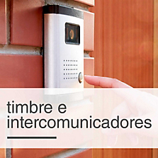 Timbre e Intercomunicadores