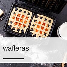 Sandwicheras y Waffleras