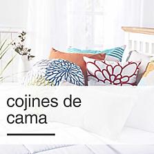 Cojines de cama