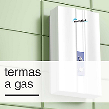 Termas a Gas