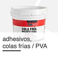 Adhesivos Colas Frías