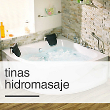 Tinas Hidromasaje