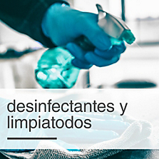 Desinfectantes