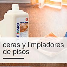 Limpieza Pisos