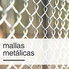 Mallas Metálicas