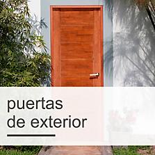 Puertas de Exterior