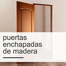 Puertas interiores sodimac for Catalogo de puertas de madera modernas