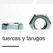 Tuercas y Tarugos