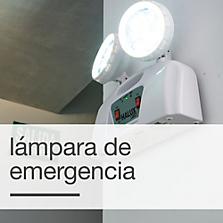 Lámparas de Emergencia Halógenas y LED