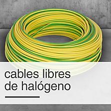 Cables Libres de Halógeno