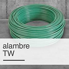 Alambre TW