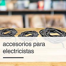 Accesorios para electricistas