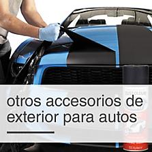 Otros Accesorios de exterior para autos