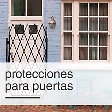 Protecciones para puertas