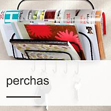 Perchas