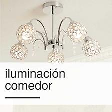 Iluminación Comedor