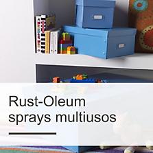 Rust-Oleum Sprays Multiusos