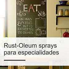 Rust-Oleum Sprays Para Especialidades