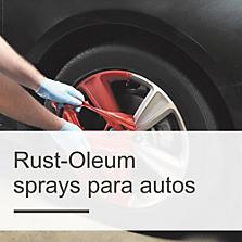 Rust-Oleum Sprays Para Autos