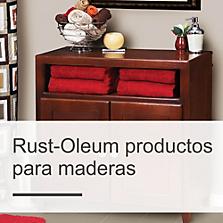 Rust-Oleum Productos Para Maderas