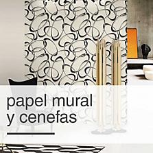 Papel mural y cenefas