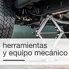 Herramientas y Equipos para Taller Mecánico