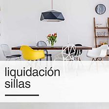 Liquidación Sillas