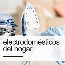 Electrodomésticos del hogar