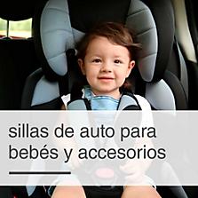 Sillas de auto para bebés y accesorios