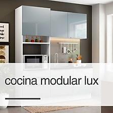 Cocina modular Lux