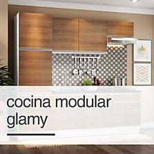 Cocina modular Glamy