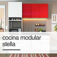 Cocina modular Stella