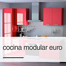Cocina modular Euro