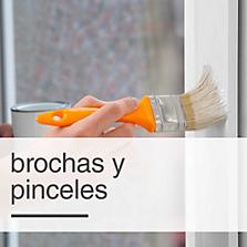 Brochas y Pinceles