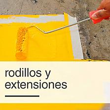 Rodillos y Extensiones