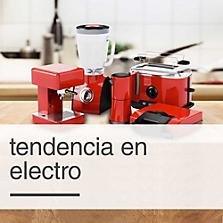 Tendencia en Electro