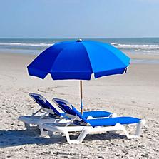 Sombrillas y Sillas de Playa