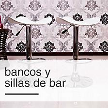 Bancos y Sillas de Bar